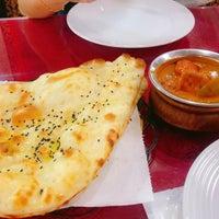 Photo taken at Calcutta Indian Cuisine by Ken C. on 4/14/2018