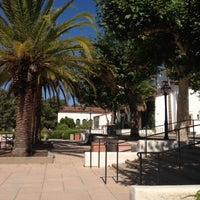 Photo taken at Scripps College by Sonia D. on 6/27/2013
