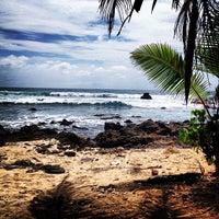Photo taken at Midigama Beach by Katerina K. on 11/26/2013