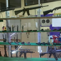 Photo taken at Patong Shooting Range by Moha A. on 2/18/2017