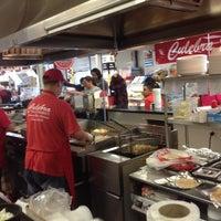 Photo taken at Culebra Meat Market #16 by Sandy G. on 10/20/2013