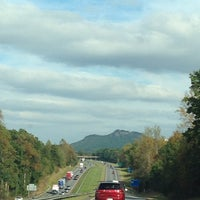 Photo taken at Interstate 85 by Gueni O. on 10/27/2013