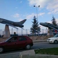 Photo taken at Muharip Hava Kuvveti ve Hava Füze Savunma Komutanlığı by HILMI S. on 4/19/2013