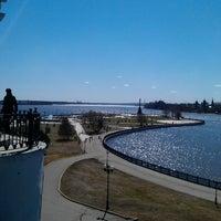 Снимок сделан в Спасо-Преображенский монастырь пользователем Maxim I. 5/2/2013