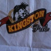Photo taken at Kingston Pub by Fabiano O. on 5/9/2013