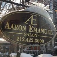 Photos at aaron emanuel salon upper east side 16 tips for Aaron emanuel salon