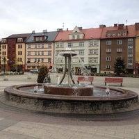 Photo taken at Náměstí ČSA by André N. on 9/18/2013