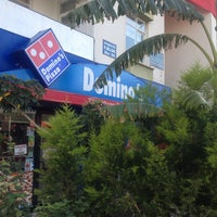Photo taken at Domino's Pizza by Hakan K. on 4/23/2013