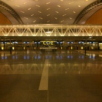 Photo taken at Hamad International Airport by Jake K. on 7/20/2013