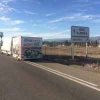 Photo taken at Circuito De Almería by Yunus E. on 12/24/2014