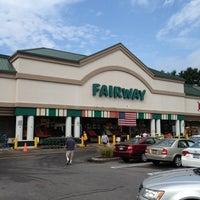 Photo taken at Fairway Market by Jimmy _. on 9/27/2012