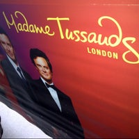 Photo prise au Madame Tussauds par Rhea le1/2/2013