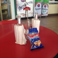 Photo taken at Estacion Esso by Gissell F. on 8/29/2013