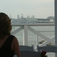 Photo taken at Chesapeake Bay Beach Club by Will G. on 9/29/2012