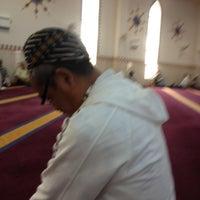 Photo taken at Lakemba Mosque by Kusdi E. on 11/2/2012
