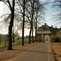Photo taken at Château Neercanne by Jean-Paul T. on 4/24/2013