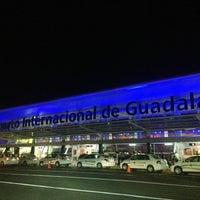 Photo taken at Guadalajara International Airport (GDL) by Marisol R. on 4/11/2013