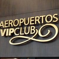 Photo taken at Sala VIP by Juan M. on 5/12/2013