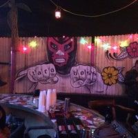 Photo taken at El Luchador Bar • Taqueria by Sal D. on 11/9/2013