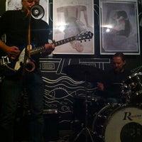 Photo taken at Caffeart u Muzyk'uff by Jakub K. on 10/15/2014