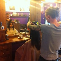Photo taken at Barber Shop by Jakub K. on 4/10/2014