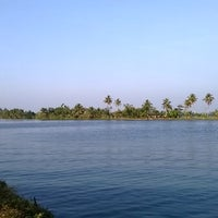 Photo taken at Pallathuruthy by Amal M. on 4/4/2014