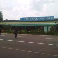 Photo taken at Sultan Thaha Syaifuddin Airport (DJB) by rohim on 5/22/2013