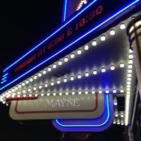 Снимок сделан в Mayne Stage пользователем Chris C. 1/13/2013
