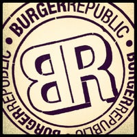 Photo taken at Burger Republic by Jean-Francois H. on 5/31/2013