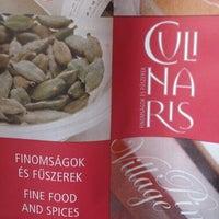 Foto tirada no(a) Culinaris por Gábor V. em 6/12/2013