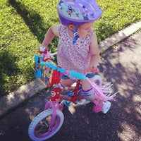 Photo taken at West Crossroads Park by Juliana L. on 6/21/2013