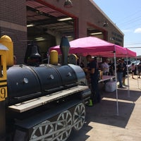 Photo taken at Cy-Fair VFD Station 8 by Gil G. on 7/13/2014