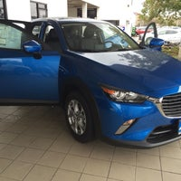 ... Photo Taken At Mazda Of Clear Lake By Gil G. On 12/21/ ...