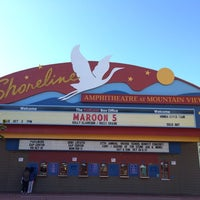 Photo taken at Shoreline Amphitheatre by Andy W. on 10/2/2013