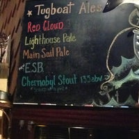 Photo taken at Tugboat Brewing Co. by John B. on 1/19/2013