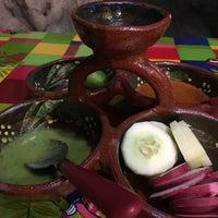 Photo taken at Taqueria Las Patadas by Kozelli Espinosa on 6/2/2016