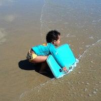 Photo taken at Lagoinha Kite Point by Syllos A. on 4/17/2013