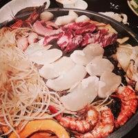 Photo taken at 굽고찌고 해물나라 by Byungchan K. on 10/10/2013