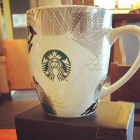 Photo taken at Starbucks by Byungchan K. on 4/9/2014