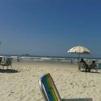 Photo taken at Surf Spot Canto do Maluf by Patrícia O. on 4/6/2014