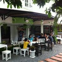 Photo taken at Tum Sabai by Supanat K. on 6/23/2013