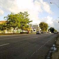 Photo taken at Avenida Fernandes Lima by Nilson S. on 5/12/2013