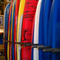 Photo taken at Mr. Surf's Surf Shop by Alicia on 3/12/2013