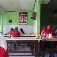 Photo taken at Warung Sederhana by Bekti on 10/6/2014