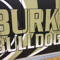 Photo taken at Burke High School by John S. on 7/27/2013