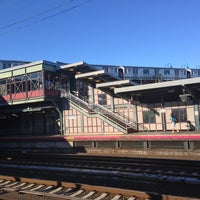 Photo taken at LIRR - Woodside Station by Ronald D. on 6/4/2013