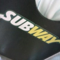 Photo taken at Subway by Guilherme M. on 4/15/2013