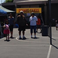 Photo taken at Cerritos Elementary by Jeri A. on 6/14/2014