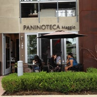 Photo taken at Paninoteca Maggio by Jeri A. on 10/20/2012