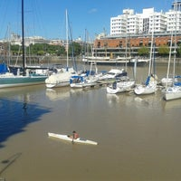 Foto tomada en Yacht Club Puerto Madero por Pablo L. el 3/15/2014